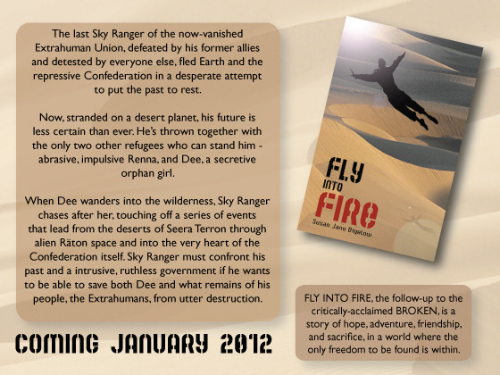 Pre-order Fly Into Fire! | The Extrahuman Union